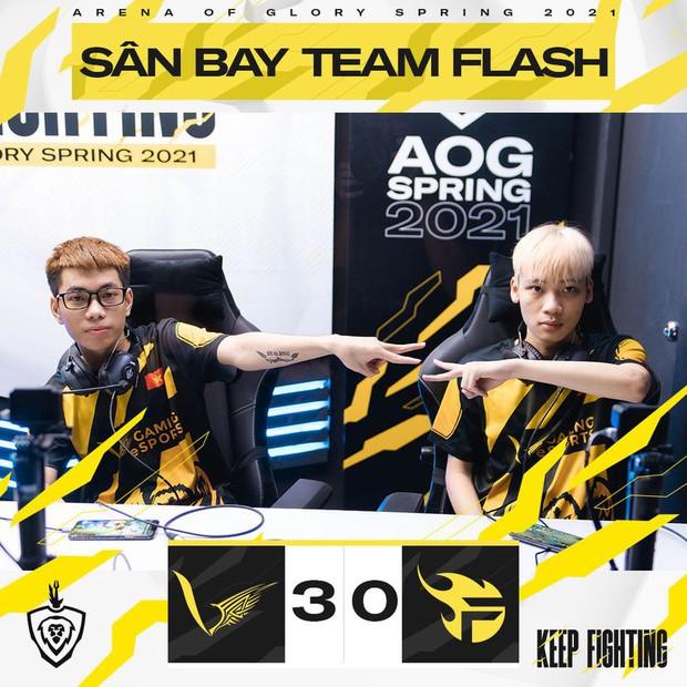 Team Flash thất bại nặng nề ngay trước trận siêu kinh điển, ADC và Daim bị gọi hồn vì liên tục mắc lỗi - Ảnh 1.
