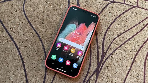 Samsung ra mắt ứng dụng cho phép bạn trải nghiệm giao diện của smartphone Galaxy ngay trên iPhone - Ảnh 1.
