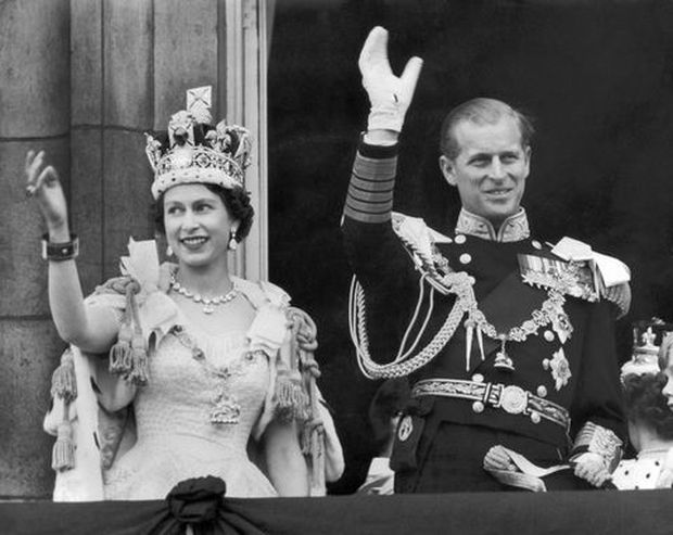 Ngắm nhìn những bức ảnh hiếm có về cuộc đời của cố Hoàng thân Philip, chồng Nữ hoàng Anh Elizabeth II - Ảnh 8.