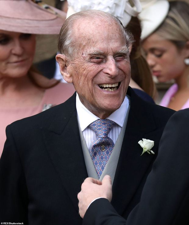 Những hình ảnh cuối cùng của chồng Nữ hoàng Anh - Hoàng tế Philip, trước khi qua đời ở tuổi 99 - Ảnh 3.