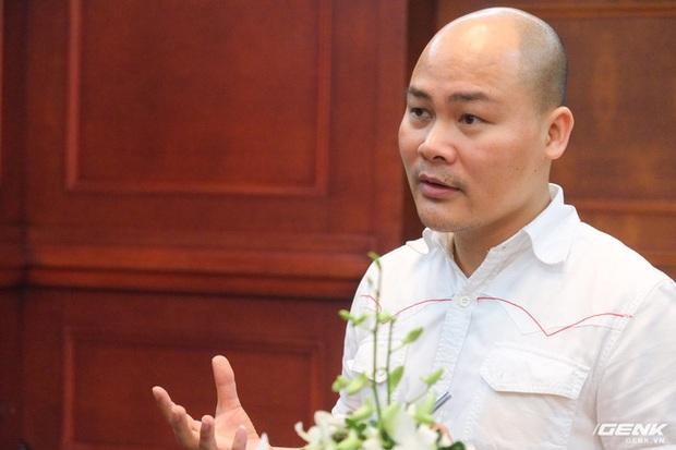 CEO BKAV Nguyễn Tử Quảng: Icon của Bphone đẹp hơn hãng khác, giải quyết được nỗi băn khoăn của giới thiết kế trên toàn thế giới - Ảnh 4.
