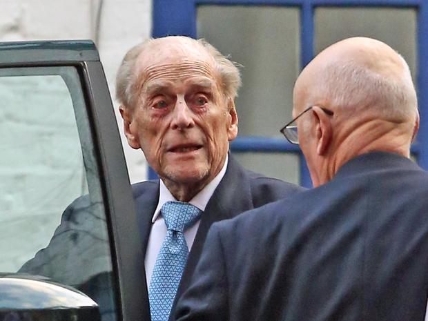 Những hình ảnh cuối cùng của chồng Nữ hoàng Anh - Hoàng tế Philip, trước khi qua đời ở tuổi 99 - Ảnh 7.