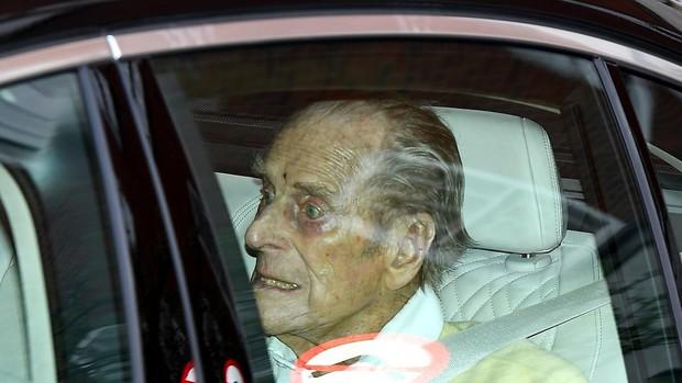 Những hình ảnh cuối cùng của chồng Nữ hoàng Anh - Hoàng tế Philip, trước khi qua đời ở tuổi 99 - Ảnh 9.