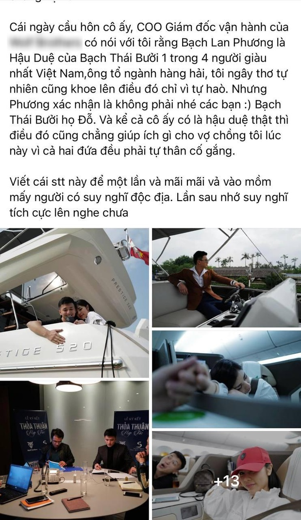 Huỳnh Anh làm rõ lý do cầu hôn bạn gái single mom và nghi vấn hôn thê có gia thế liên quan đến 1 trong 4 người giàu nhất Việt Nam - Ảnh 3.