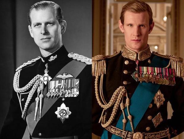 Được 4 tài tử hợp sức hóa thân ở The Crown, Hoàng thân Philip lại từng có phản hồi đáng ngạc nhiên - Ảnh 9.