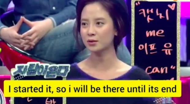 Song Ji Hyo xứng danh Nữ thần Running Man: Tôi luôn nhận ghế sau khi có khách mời nữ - Ảnh 2.