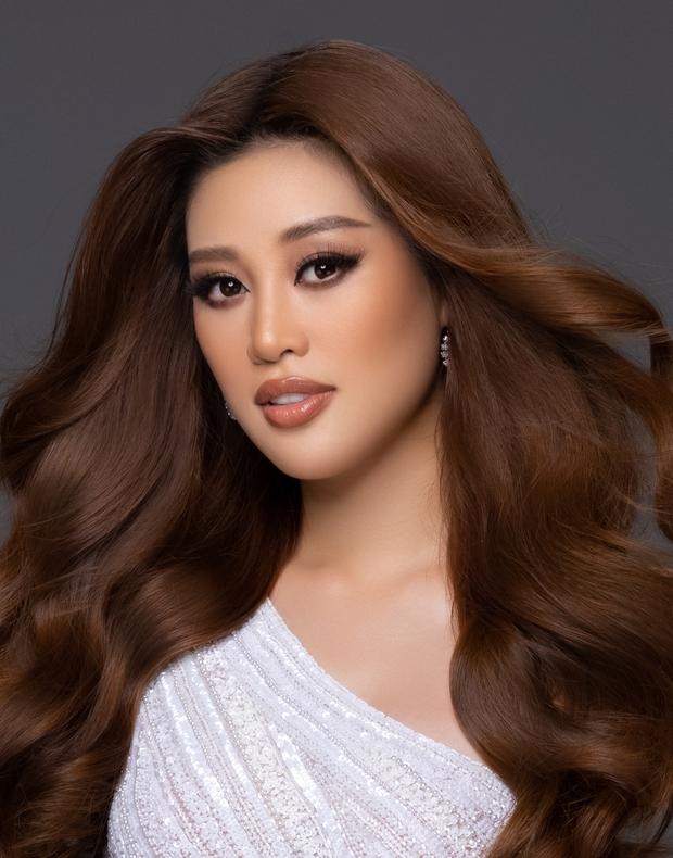 Hé lộ ảnh đại diện và cách thức bình chọn cho Hoa hậu Khánh Vân vào top 21 Miss Universe 2020! - Ảnh 1.