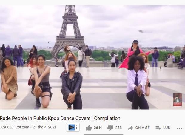 Mặt trái của Kpop dance cover: Người đi đường không tôn trọng, liên tục bỡn cợt, quấy rối đủ trò vô ý thức - Ảnh 9.
