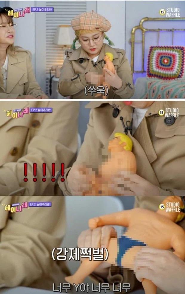 Bị cảnh sát điều tra, sao nữ quấy rối tình dục Kai (EXO) bật khóc, liên tục nói lời xin lỗi trên sóng truyền hình - Ảnh 6.
