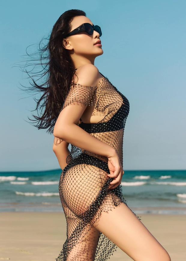 Mỹ nhân Việt khoe dáng triệt để trong Đại chiến bikini: HHen Niê - Khánh Vân bốc lửa, một mỹ nhân Gen Z gây choáng! - Ảnh 14.