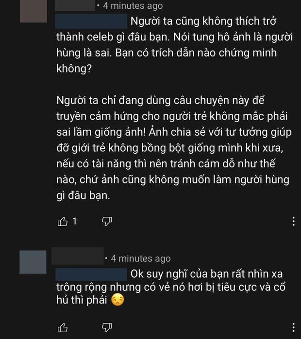 Bar Stories khiến netizen khẩu chiến dữ dội vì khách mời Hieupc: Người từng tù tội có đáng nhận ủng hộ? - Ảnh 7.