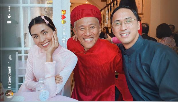 Đi bê tráp kiểu Hà Tăng và chồng đại gia: Visual đỉnh cao gây sốt, tiện chụp ảnh kỷ niệm nhìn tưởng cảnh phim ngôn tình - Ảnh 3.