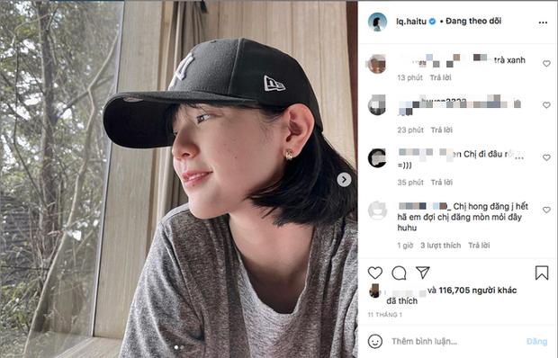 Nhờ drama với Sơn Tùng, Hải Tú bất ngờ trở thành nữ hoàng Instagram của showbiz Việt chỉ với một bức ảnh! - Ảnh 2.