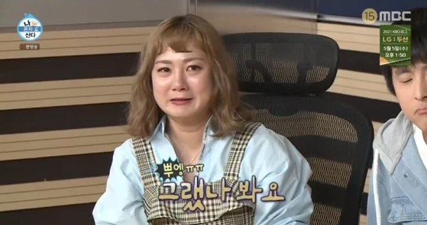 Bị cảnh sát điều tra, sao nữ quấy rối tình dục Kai (EXO) bật khóc, liên tục nói lời xin lỗi trên sóng truyền hình - Ảnh 4.