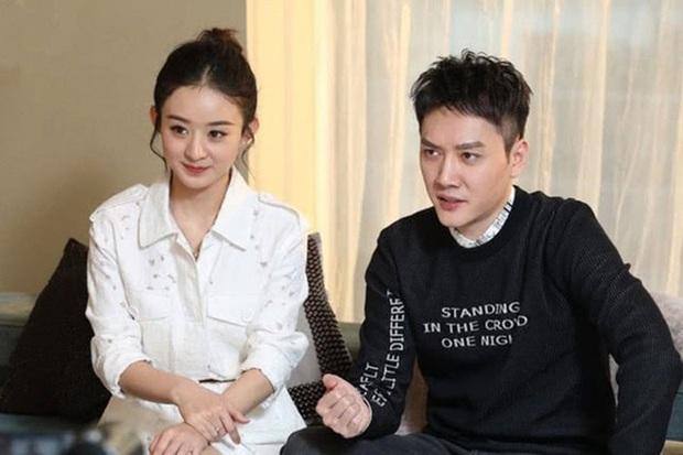 Nguồn tin tiết lộ quyền nuôi con của cặp đôi Triệu Lệ Dĩnh - Phùng Thiệu Phong, hóa ra không như Cnet tưởng tượng - Ảnh 2.