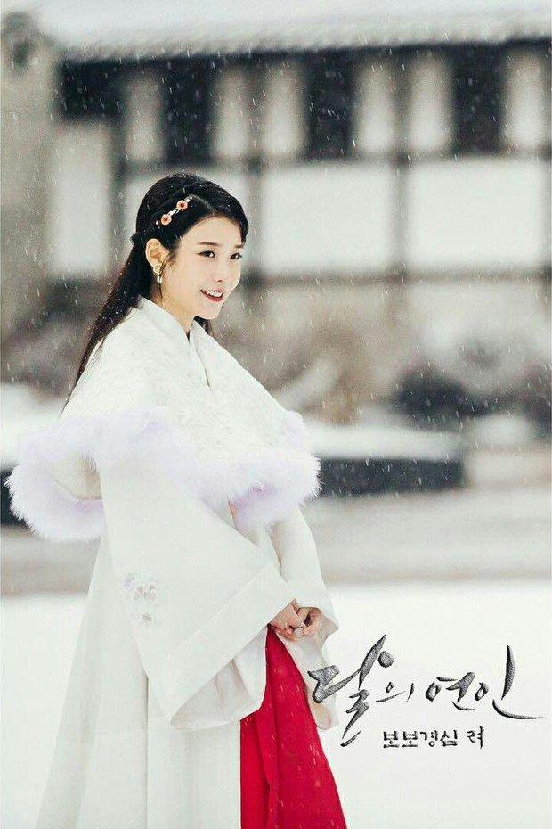 7 nữ thần cổ trang đẹp nao lòng ở màn ảnh Hàn: Bao năm vẫn mong được thấy IU, Suzy diện lại Hanbok - Ảnh 2.