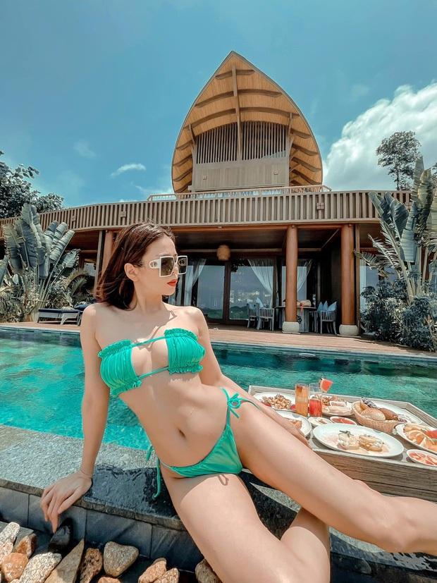 Mỹ nhân Việt khoe dáng triệt để trong Đại chiến bikini: HHen Niê - Khánh Vân bốc lửa, một mỹ nhân Gen Z gây choáng! - Ảnh 5.