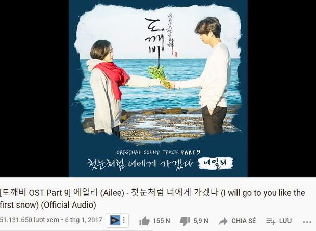 Sau Stay With Me, Goblin có MV OST thứ 2 cán mốc 100 triệu views, đúng là bộ nhạc phim đỉnh nhất! - Ảnh 7.