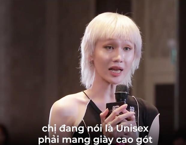 TyhD bất ngờ bị người mẫu unisex phản bác vì nhầm lẫn kiến thức về cộng đồng LGBT? - Ảnh 3.