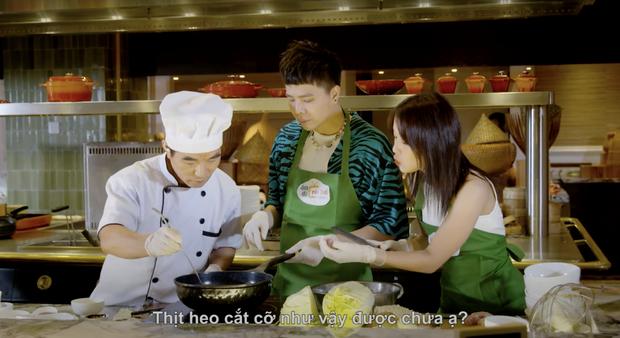 Han Sara liên tục dùng mỹ nhân kế khiến Tùng Maru phản luôn đội nhà - Ảnh 5.