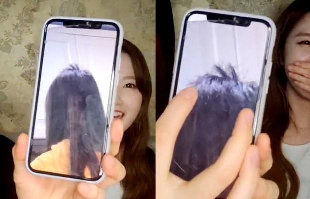 Nhìn idol Hàn mà thương: Vì nhuộm tẩy nhiều mà tóc hỏng nặng, phải cắt tỉa liên tục - Ảnh 6.