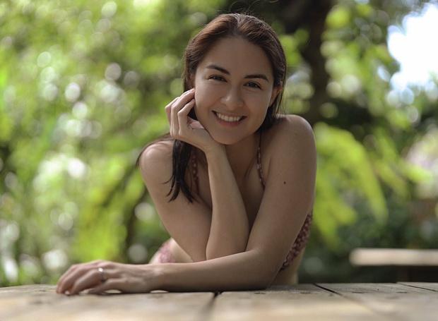 Mỹ nhân đẹp nhất Philippines tung cẩu lương siêu ngọt ngào trong Ngày của Mẹ, nhan sắc bà mẹ 2 con khi lâm bồn gây sốt - Ảnh 7.