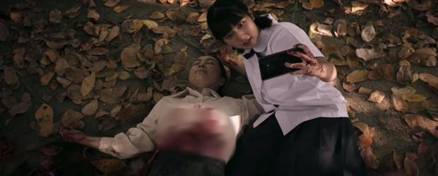 8 cảnh máu me, bạo lực rợn người ở Girl From Nowhere 2: Tới độ giết người moi ruột thì cũng chào thua biên kịch! - Ảnh 17.