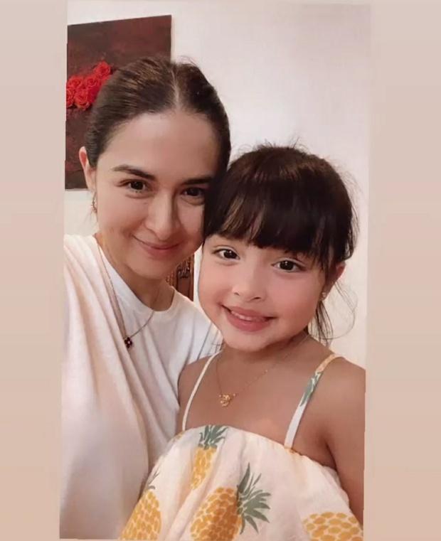 Mỹ nhân đẹp nhất Philippines tung cẩu lương siêu ngọt ngào trong Ngày của Mẹ, nhan sắc bà mẹ 2 con khi lâm bồn gây sốt - Ảnh 5.