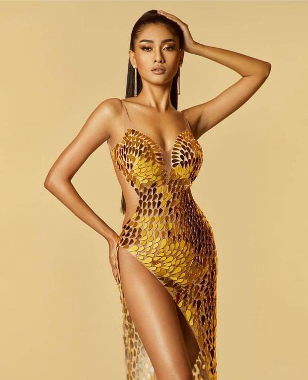 Khánh Vân lan toả trái tim ấm áp tại Miss Universe: Xung phong cứu nguy đối thủ đại diện Myanmar gặp sự cố mất hết vali - Ảnh 5.