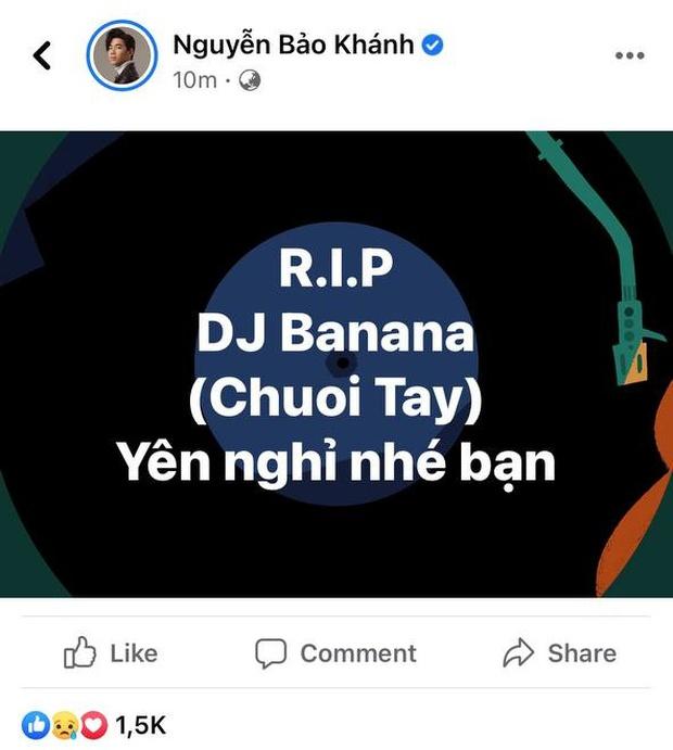 K-ICM cùng đồng nghiệp đau xót trước thông tin DJ tài năng qua đời vì tai nạn - Ảnh 2.