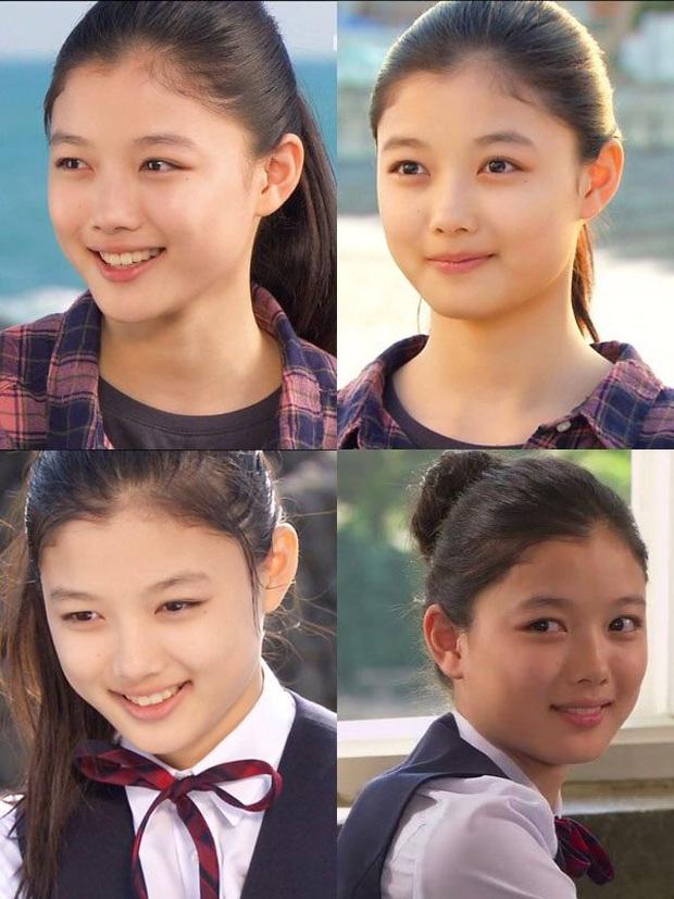 Mặt Trăng Ôm Mặt Trời có 2 sao nhí họ Kim dậy thì đỉnh cao: Kim Yoo Jung đã xinh còn bốc lửa, Kim So Hyun vịt hóa thiên nga - Ảnh 6.