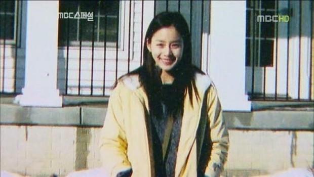 Bạn học cũ hé lộ nhan sắc thật của Kim Tae Hee thời đại học: Tình cờ gặp ở nhà vệ sinh cũng biến mọi người thành... mực vì quá đẹp - Ảnh 5.