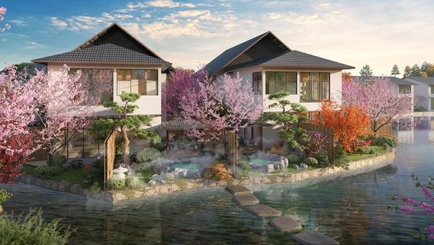 Biệt thự thượng lưu sở hữu nguồn khoáng onsen riêng tư - xu thế hot của giới nhà giàu - Ảnh 4.