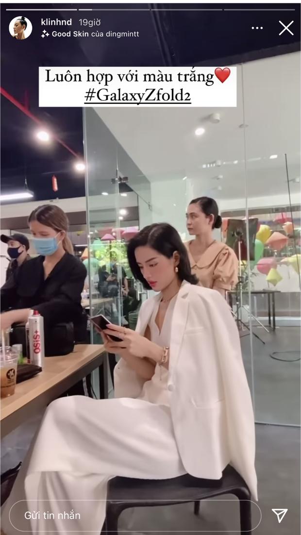 Hết Châu Bùi, đến lượt Cô em Trendy Khánh Linh bị bóc phốt làm KOL kém chuyên, dùng iPhone đăng story quảng cáo Samsung - Ảnh 6.