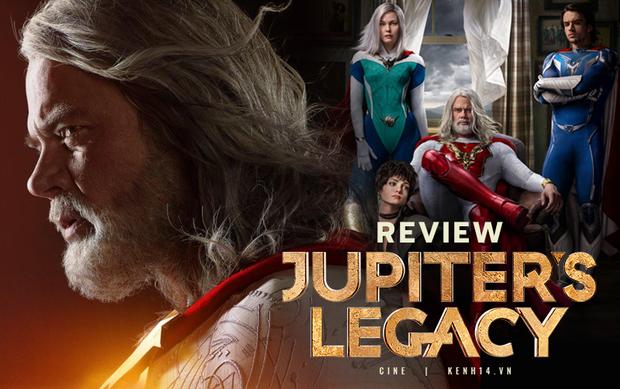 Jupiters Legacy: Sẽ thế nào nếu siêu anh hùng là những kẻ nghiện hút, ăn chơi trác táng? - Ảnh 1.