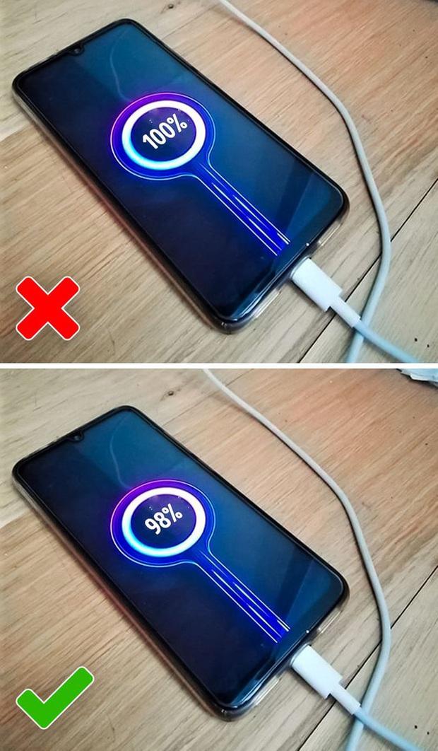 Loạt sai lầm khi sạc điện thoại mà ai cũng dễ dàng mắc phải khiến máy nhanh hỏng, dễ cháy nổ - Ảnh 2.