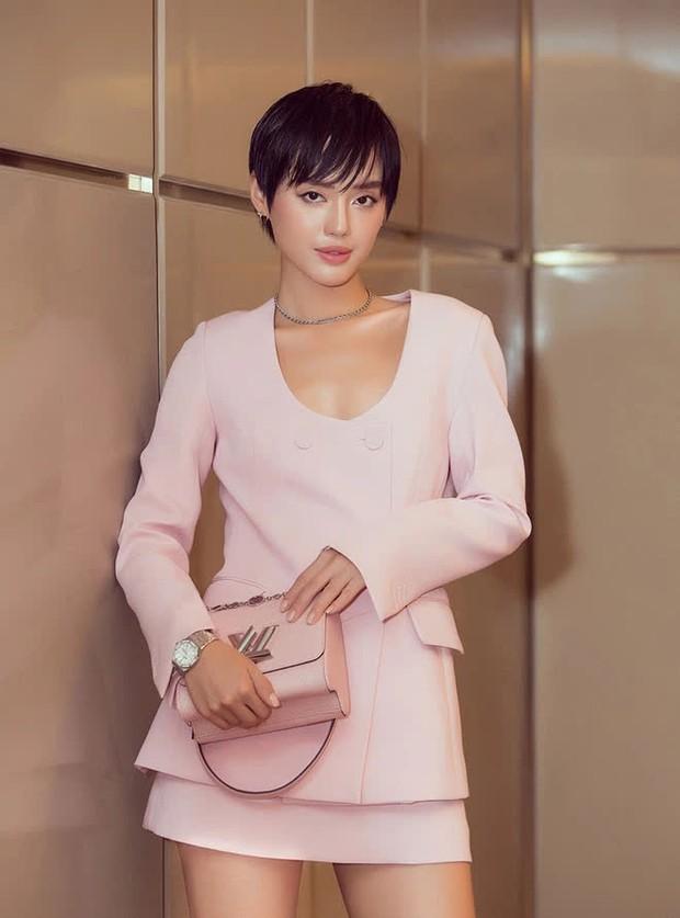 Hết Châu Bùi, đến lượt Cô em Trendy Khánh Linh bị bóc phốt làm KOL kém chuyên, dùng iPhone đăng story quảng cáo Samsung - Ảnh 1.