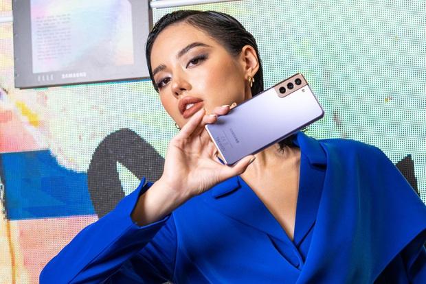 Hết Châu Bùi, đến lượt Cô em Trendy Khánh Linh bị bóc phốt làm KOL kém chuyên, dùng iPhone đăng story quảng cáo Samsung - Ảnh 3.