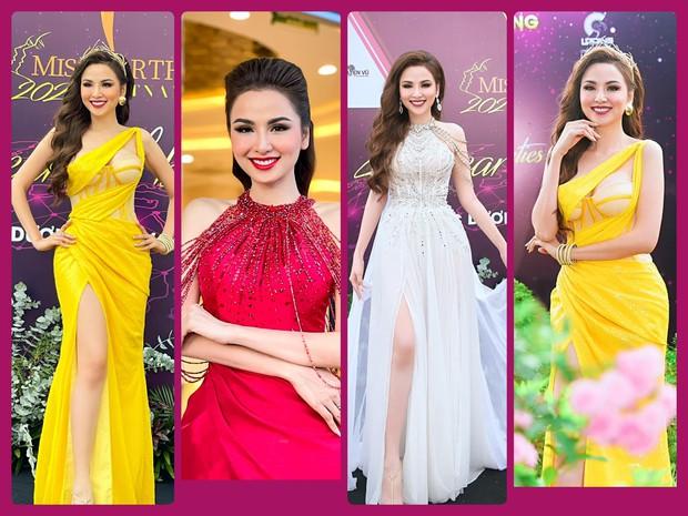 Hoa hậu Diễm Hương: Tôi bị bệnh hiếm, căn bệnh mà 10.000 người mới có 1 người bị - Ảnh 2.