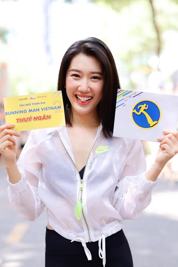 Thuý Ngân ví biệt đội Running Man Việt như món ăn, Trương Thế Vinh là món gì? - Ảnh 1.