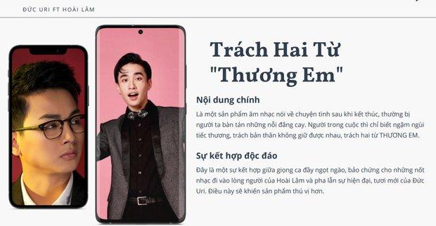 Vừa lộ tin nhắn với vợ cũ Cindy Lư, ekip Hoài Lâm tận dụng drama tung luôn ca khúc ăn theo hai chữ Thương Em? - Ảnh 5.