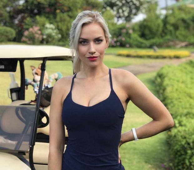 Mỹ nhân làng golf kể khổ vì quá xinh đẹp: Tôi bị theo dõi từ xa - Ảnh 2.