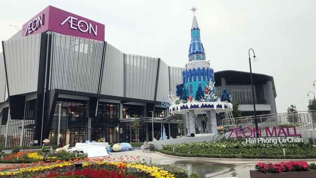 Đề nghị phong tỏa quầy hàng Aeon Mall vì 2 ca mắc COVID-19 từng đến - Ảnh 1.