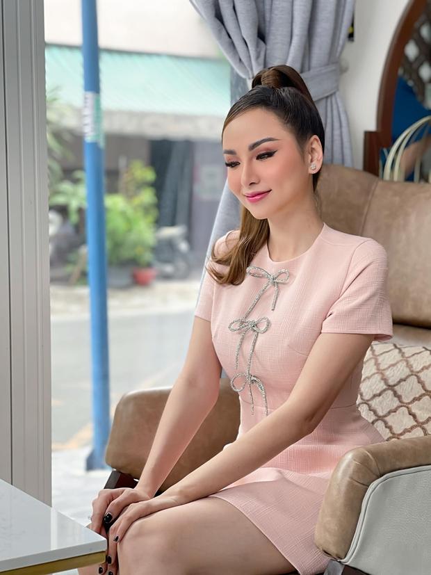 Hoa hậu Diễm Hương tiết lộ mắc căn bệnh lạ 10.000 người mới có 1 người bị, lên tiếng làm rõ loạt thị phi và hôn nhân thất bại? - Ảnh 5.