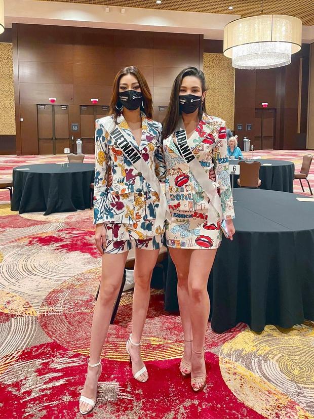 Rộ lên tin đồn Khánh Vân sẽ làm nên kỳ tích như HHen Niê tại Miss Universe, lý do bởi 1 sự trùng hợp khó hiểu - Ảnh 2.