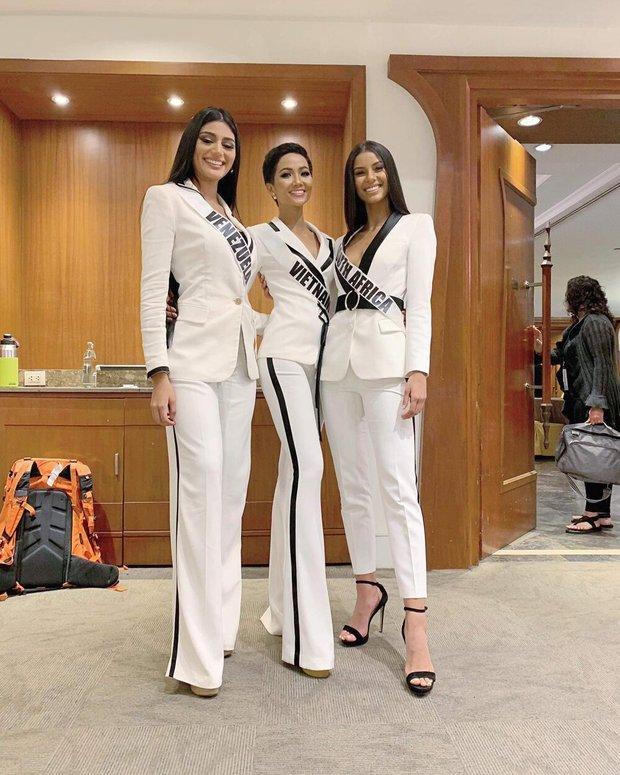 Rộ lên tin đồn Khánh Vân sẽ làm nên kỳ tích như HHen Niê tại Miss Universe, lý do bởi 1 sự trùng hợp khó hiểu - Ảnh 4.