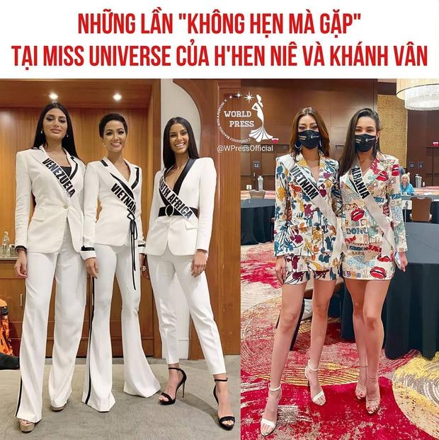 Rộ lên tin đồn Khánh Vân sẽ làm nên kỳ tích như HHen Niê tại Miss Universe, lý do bởi 1 sự trùng hợp khó hiểu - Ảnh 6.