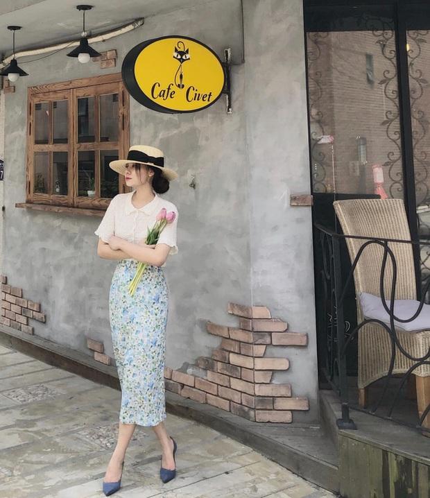 Phương Anh - quý cô diện đồ Hàn theo style Pháp: Sự tinh tế, sang trọng luôn đến từ jeans, sơ mi hay chính dáng quần âu vẫn mặc - Ảnh 6.