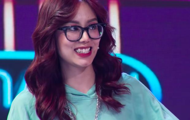 Mai Âm Nhạc biểu cảm thần kinh tê liệt khi được Thanh Duy quăng thính tại gameshow! - Ảnh 3.