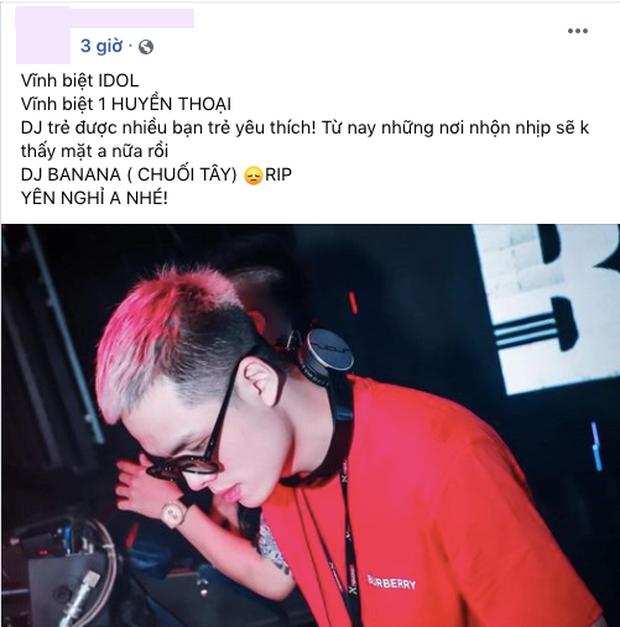 K-ICM cùng đồng nghiệp đau xót trước thông tin DJ tài năng qua đời vì tai nạn - Ảnh 3.